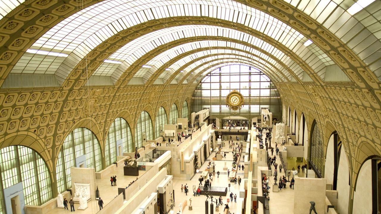 Musee d'Orsay, France (Credit: Credit: Daniella Nowitz/Corbis)