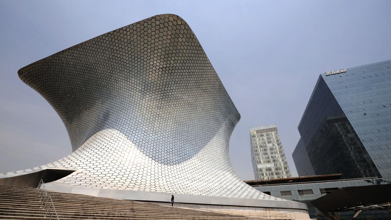 Museo Soumaya, Mexico City (Credit: Credit: Frederic Soltan/Corbis)