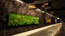 Art, Stadshagen Station, Stockholm, Sweden (Credit: Lola Akinmade Åkerström)