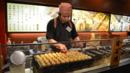 Takoyaki, Dotombori, Osaka, Japan (Credit: Kate Morgan)