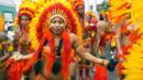 Carnival, Trinidad and Tobago, Caribbean (Credit: Dan Gair/LPI)