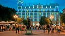 Plaza Santa Ana Madrid Spain (Credit: Roderick Field)