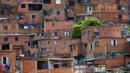 A favela in Sao Paulo