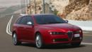 The Alfa Romeo 159 Sportwagon (Credit: Fiat Group)