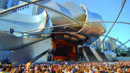 A performance at the Jay Pritzker Pavilion. (City of Chicago/GRC) (Credit: City of Chicago/GRC)