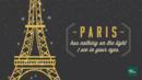 Javier Vela, Valentine's Day, postcard, Paris, France (Credit: Javier Vela)