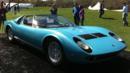 1968 Lamborghini Miura Roadster (Credit: Brett Berk)