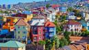 Valparaiso, Chile (Credit: John W Banagan/Getty)