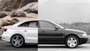 2015 Audi A3 vs. 1995 Audi A4