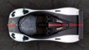 Pagani Zonda Roadster Cinque (Credit: Pagani Automobili)