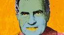 Richard Nixon (Credit: Copyright: Andy Warhol)