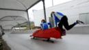 Ferrari builds a bobsled