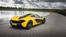 McLaren P1 (Credit: McLaren Automotive)