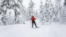 Skiing is a signature pastime in Finland.