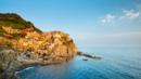 Manarola, Italian Riviera, Cinque Terre, Italy, Europe, cliff, town (Credit: Justin Foulkes)