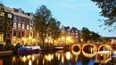 Amsterdam, Europe, Netherlands, Keizersgracht (Credit: Mark Read)