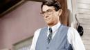 Gregory Peck in To Kill a Mockingbird (Credit: Rex Features)