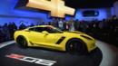 2015 Chevrolet Corvette Z06 (Credit: Stan Honda/AFP/Getty Images)