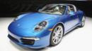 2014 Porsche 911 Targa (Credit: Scott Olson/Getty Images)