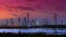 View of Dubai's skyline across the bay (Thinkstock) (Credit: Thinkstock)