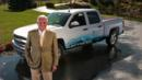 VIA Motors new chairman, Bob Lutz, at his home in Michigan (Credit: Via Motors)