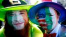Irish expatriates at the New York City annual St. Patrick's Day parade (Getty) (Credit: Getty)