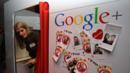 Google's creative culture: an in-office photo booth in Berlin. (Adam Berry/Getty Images) (Credit: Adam Berry/Getty Images)