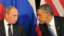 Presidents Putin and Obama fail to reach an understanding. (Getty Images/AFP) (Credit: Getty Images/AFP)