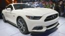 2015 Ford Mustang 50 Year Limited Edition (Credit: Ford Motor)