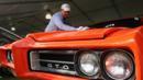 1969 Pontiac GTO (Credit: GABRIEL BOUYS/AFP/Getty Images)