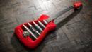 The Alfa Romeo by Harrison Custom Guitars (Credit: Harrison Custom Guitars)