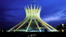 Cathedral of Brasília (Credit: Alamy)