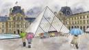 Louvre Paris (Credit: Candace Rose Rardon)