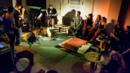 Cosy Concerts assembles audiences in intimate venues across Berlin (William Rockel/BBC) (Credit: William Rockel/BBC)