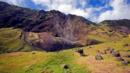 Tristan da Cunha, volcano,Queen Mary's Peak (Credit: Mark Hannaford/Getty)