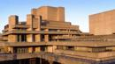 The National Theatre on London's Southbank was completed in 1976 (Getty) (Credit: Getty)