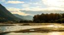 Adams River, Shuswap Lake, British Columbia (Credit: Josh Humbert)