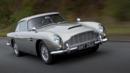 Aston Martin DB5 (Credit: Credit: Aston Martin, via Newspress)