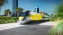 rendering, Brightline, train, high-speed rail service (Credit: Credit: Brightline)