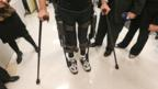 Bionic suit helps paralysed people to walk again