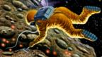 Asteroid mining (Copyright: SPL)
