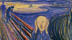 Munch's scream sells for $120m