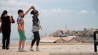 Dancing in Jaffa