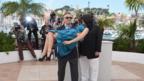 Alec Baldwin in Cannes