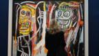Basquiat's Dustheads