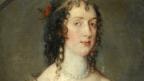Van Dyck's portrait of Olivia Boteler Porter