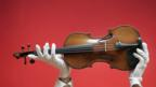 A Stradivarius at auction at Christies