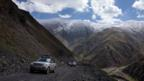 Range Rover Hybrids on the Silk Road