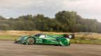 Drayson Racing sets EV speed records