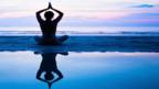 Meditation can help fend off the job-hunting blues (Thinkstock)